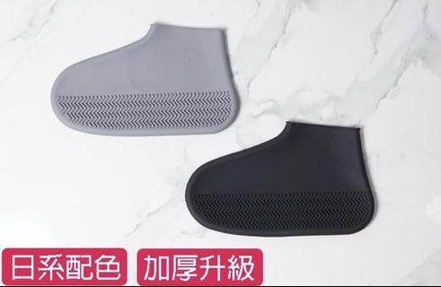 🚚 [獨家加厚款]kateva同款防水鞋套 ❗️加厚耐磨防滑矽膠~機車族必備❗️