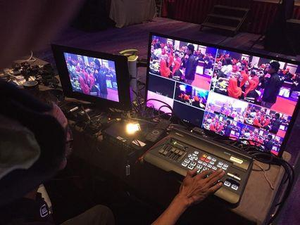 MCP LIVE FEED BROADCAST SERVICE