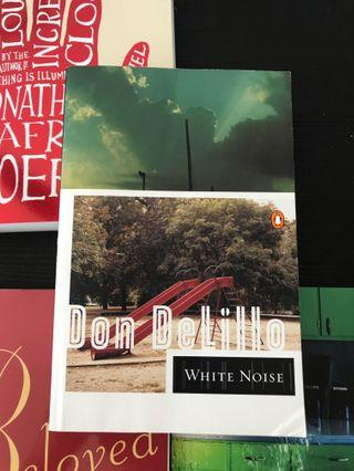 White Noise - Don DeLillo