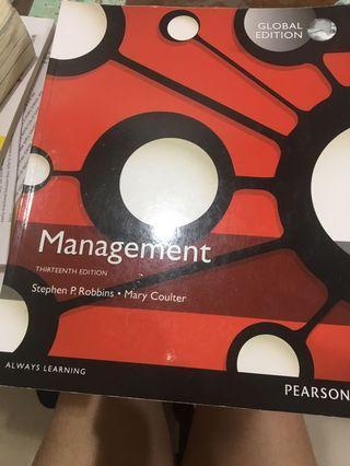 Pearson 管理學概論