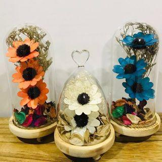 Mother's Day Dried Flower in a Jar