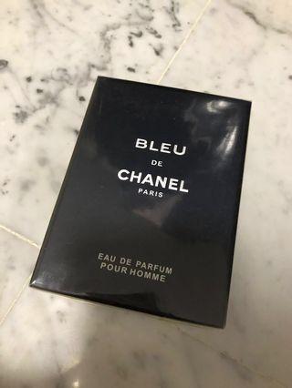🚚 Blue De Chanel