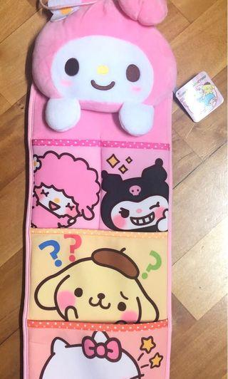 SANRIO CHARACTERS MELODY 搖控器 掛簾 #MTRssp