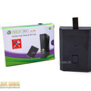 xbox 360 casing internal hdd for slim dan E slim murah offer