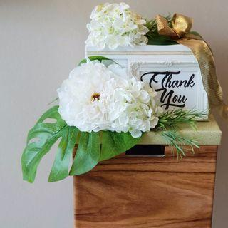 Rental - Wedding HongBao Box (AngPow Box)