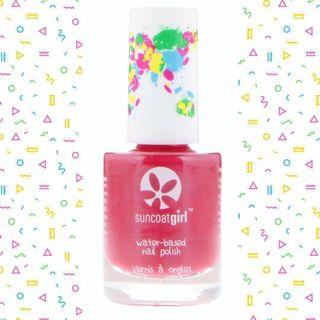 🚚 ✧Suncoat Girl✧ [Free Delivery**] Peelable Water Based Nail Polish Strawberry Delight 9 ml