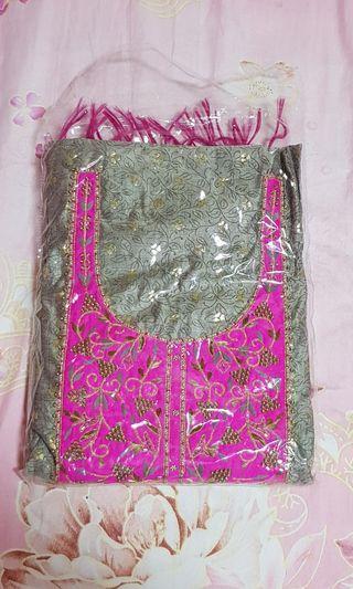 🔥CLEARANCE SALE🔥 Punjabi Suit (Unstitched)