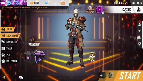 Free And For Sale >> Id Free Fire For Sale Permainan Video Video Games Di Carousell