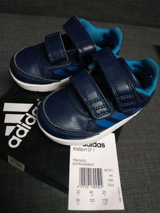 Adidas kids shoes alta sportcf1