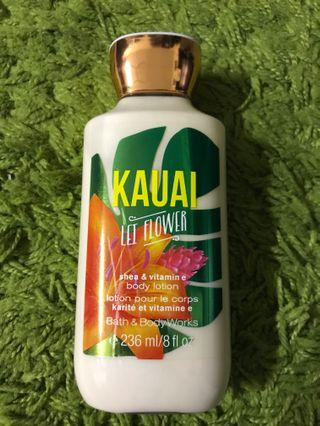 Bath & Body Works Body Lotion (KAUIA)
