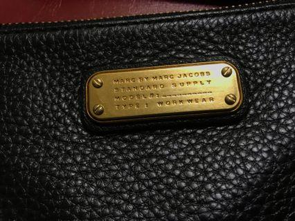 Marc by Marc Jacobs Black Wristlet