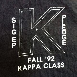 "KAPPA Class""    Fall'92. Vintage"