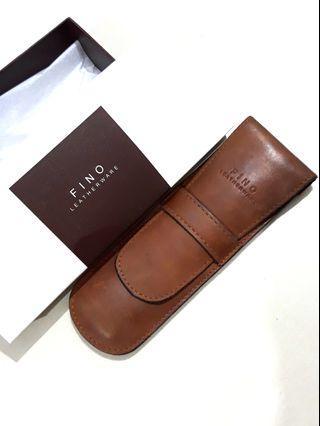 SALE!!!✔Fino leather pen case sleeve