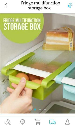 Fridge extra mini storage