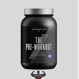 Myprotein THE Pre-Workout™ 健身