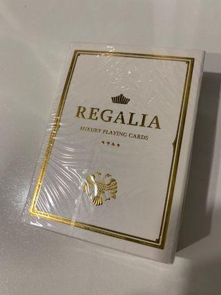🚚 Regalia Luxury Playing card Shin Lim