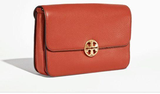 Tory Burch Chelsea leather cross body bag