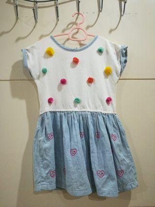 SALE!Girl Dress #CarouRaya