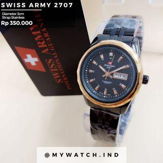 Jam Tangan Swiss Army 2707