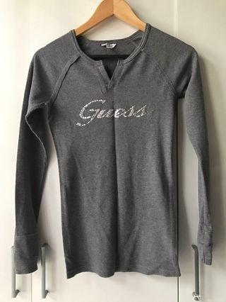 🚚 Guess long sleeves Tshirt