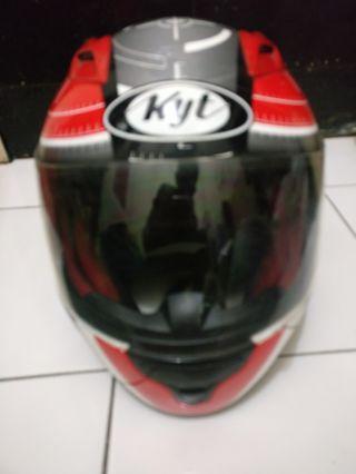 Helm Kyt Rc fullface
