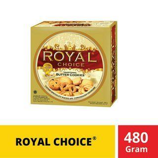 Biskuit Royal Choice 480gr