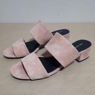 Via Spiga Galene Slide Sandals Size 6.5