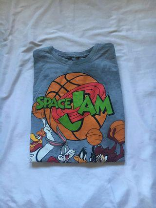 UO official space jam tee