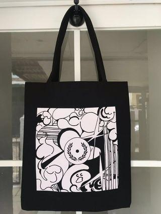 Official Merchandise Fred Perry Tote Bag