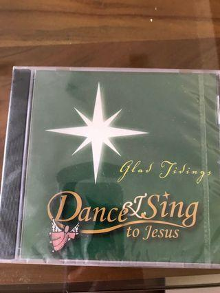 🚚 Brand New CD: Glad tidings - Dance & Sing to Jesus