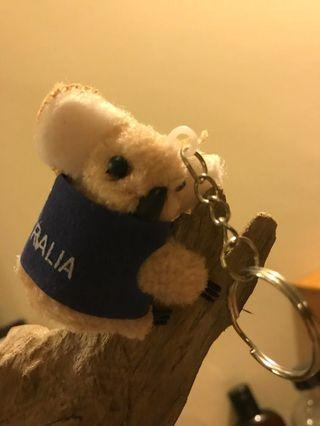 🚚 Koala bear key chain from Australia