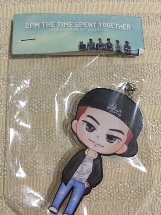 Gantungan Kunci Ok Taecyeon Fansite