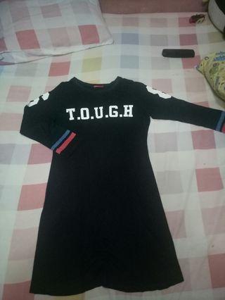 Tunic or Mini dress Merk LOGO