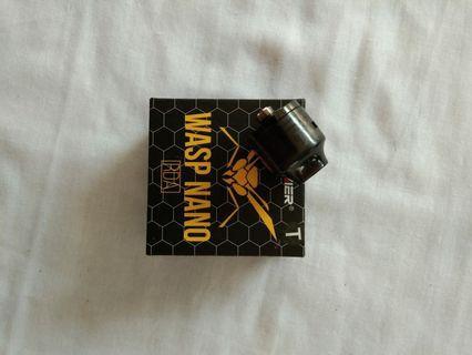 Wasp nano RDA single coil