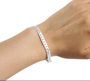 Silver Bracelet Chain
