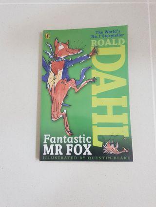 🚚 Ronald Dahl Fantastic Mr.Fox