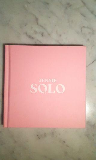 BLACKPINK Jennie SOLO 專輯淨專