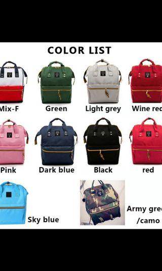 🚚 [PO]Anello Backpack