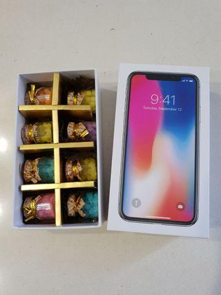 Cute Candies with inspired iphone x case