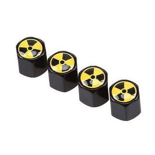 ☢️ Nukeproof Tyre Valve Cap (1 pair)