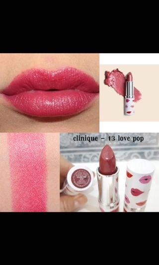Clinique Love Pop Limited Edition
