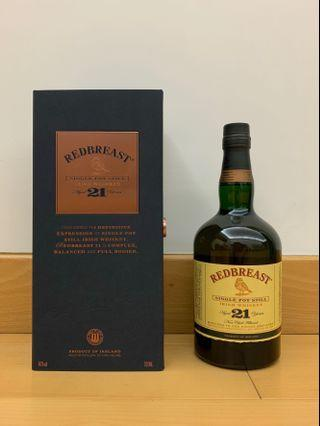 Redbreast 21 Whisky