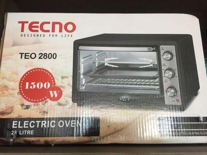 🚚 Toaster Oven