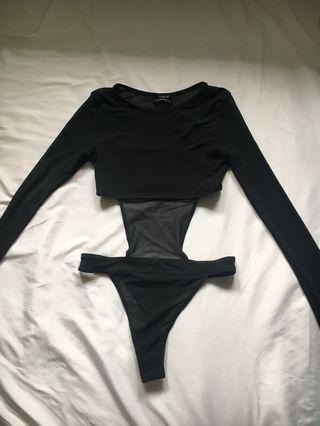UO mesh body suit