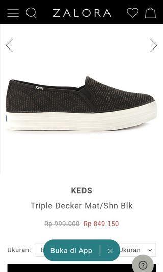 KEDS SLIP ON