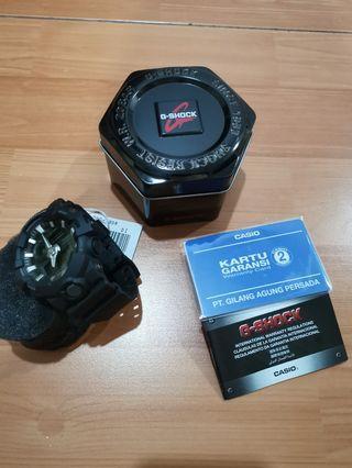 Casio G-Shock GA-700-1BDR  5522