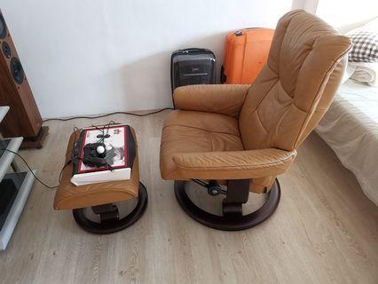 Stressless Mayfair lounge chair