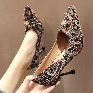 heels size 36