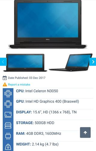 dell inspiron 15 | Electronics | Carousell Philippines