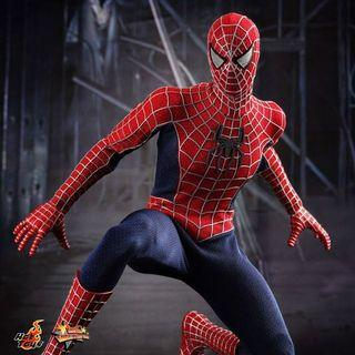 Hot Toys - MMS143 - Spider-Man 3 - 1/6 Scale Spider-Man Not Predator Alien Avengers